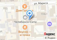 Компания «Боггат» на карте