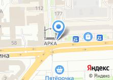 Компания «Сырная страна» на карте