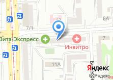 Компания «АА-Модерн-Сталь» на карте
