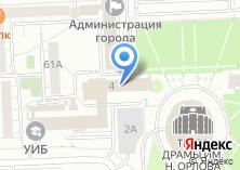 Компания «Гражданская защита Челябинской области» на карте