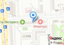 Компания «ХОМЯКС» на карте
