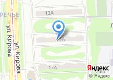 Компания «Ариант сеть магазинов мясных полуфабрикатов» на карте