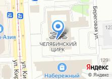 Компания «Цирк» на карте