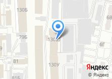 Компания «Норд-Ост» на карте