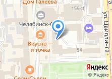 Компания «Deja-Vu» на карте