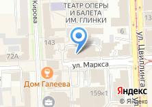 Компания «СтройПроект» на карте