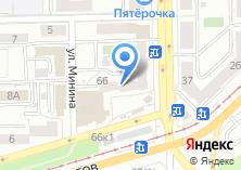 Компания «СЕТЬ МАСТЕРСКИХ *ФОРТУНА *» на карте