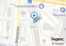 Компания «AvtoMan74.ru» на карте