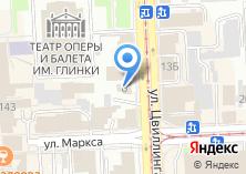 Компания «BORODA.BAR» на карте