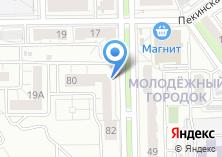 Компания «КБ-Сервис» на карте