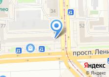 Компания «PROFMAX» на карте