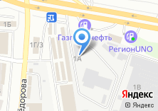 Компания «Авто-Империя» на карте