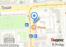 Компания «Plove» на карте