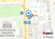 Компания «Челябоблжилкомхоз» на карте