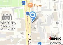 Компания «Военный комиссариат Челябинской области» на карте