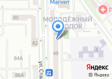 Компания «ТМК» на карте