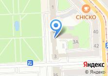 Компания «Южно-Уральская ЖД» на карте