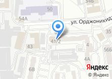 Компания «Челябинские интерактивные кабельные сети» на карте