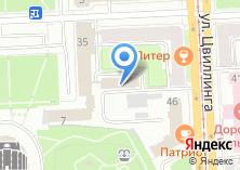 Компания «Уралпромресурс» на карте