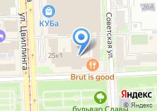 Компания «Южно-Уральский центр права» на карте