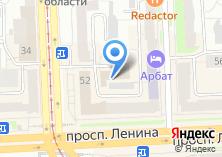 Компания «Открытие Финансовые Решения» на карте