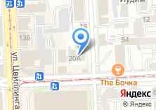 Компания «АкваПрофи» на карте
