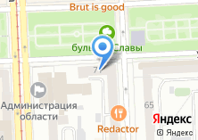 Компания «Кризисный центр» на карте
