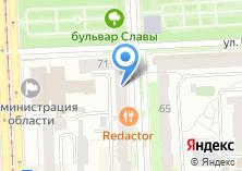 Компания «АУДИТ-АКС» на карте