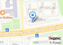Компания «LUX-Этаж» на карте