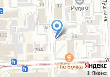 Компания «METRIKA» на карте