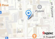 Компания «Адресат» на карте