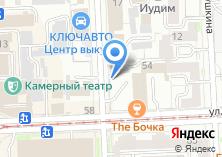 Компания «Банкомат Банк Интеза» на карте