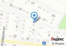 Компания «Скороход» на карте