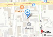 Компания «Челябинское протезно-ортопедическое предприятие» на карте