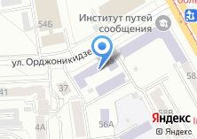 Компания «Общежитие ЧИПС» на карте