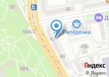 Компания «Free174.ru» на карте