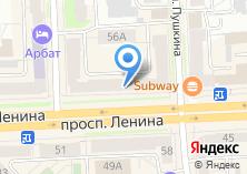 Компания «Apple74» на карте