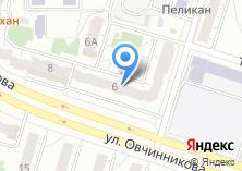 Компания «Дорожная стоматология» на карте