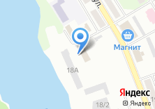 Компания «Челябинские тепловые сети» на карте