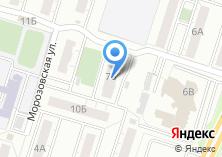 Компания «Челябинский центр правовых услуг» на карте