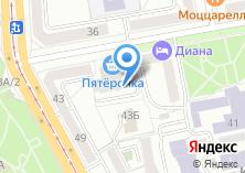 Компания «Мастер спорта» на карте