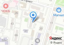 Компания «Главное Управление по труду и занятости населения Челябинской области» на карте
