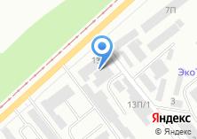 Компания «Спецсталь» на карте