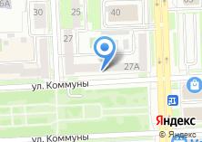 Компания «Агентство на Пушкина» на карте