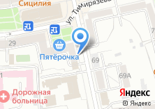 Компания «ДиаМед» на карте