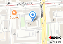 Компания «Следственное управление Следственного комитета РФ по Челябинской области» на карте