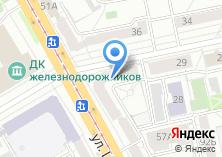 Компания «Факультет знаний» на карте