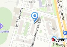 Компания «Авторская студия массажа Ростислава Кучера» на карте