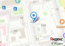 Компания «ТрансИнкор» на карте