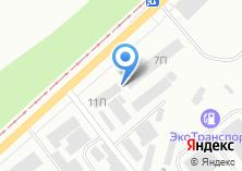 Компания «ТОННА» на карте
